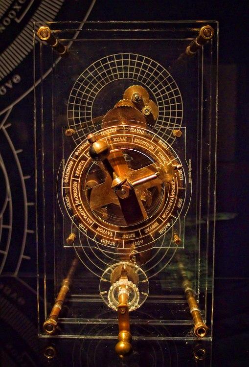 Rekonstrukcja mechanizmu z Antykithiry