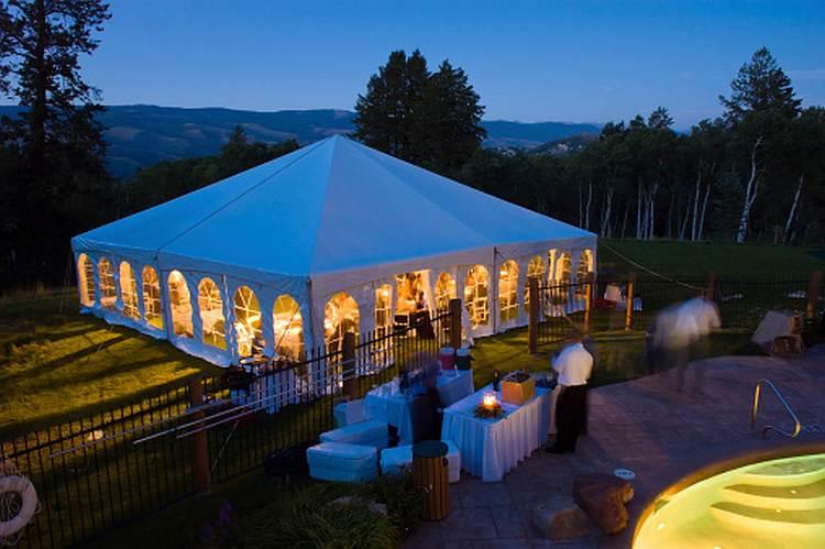 Hale namiotowe na imprezy, wesela, bankiety