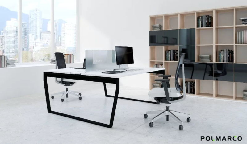 Meble biurowe - komfort i ergonomia